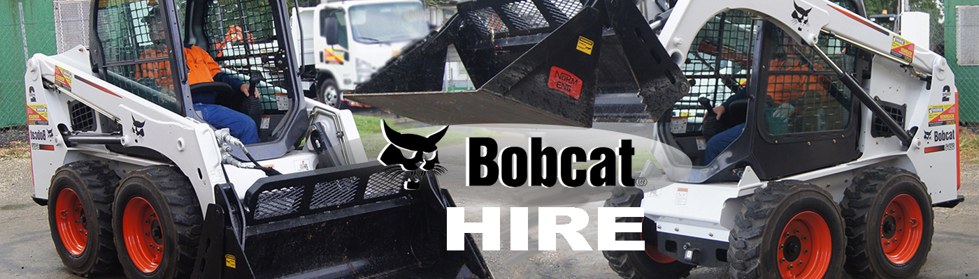 Bobcat Hire Murwillumbah Hire and Kyogle Hire