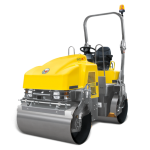 compaction roller hire